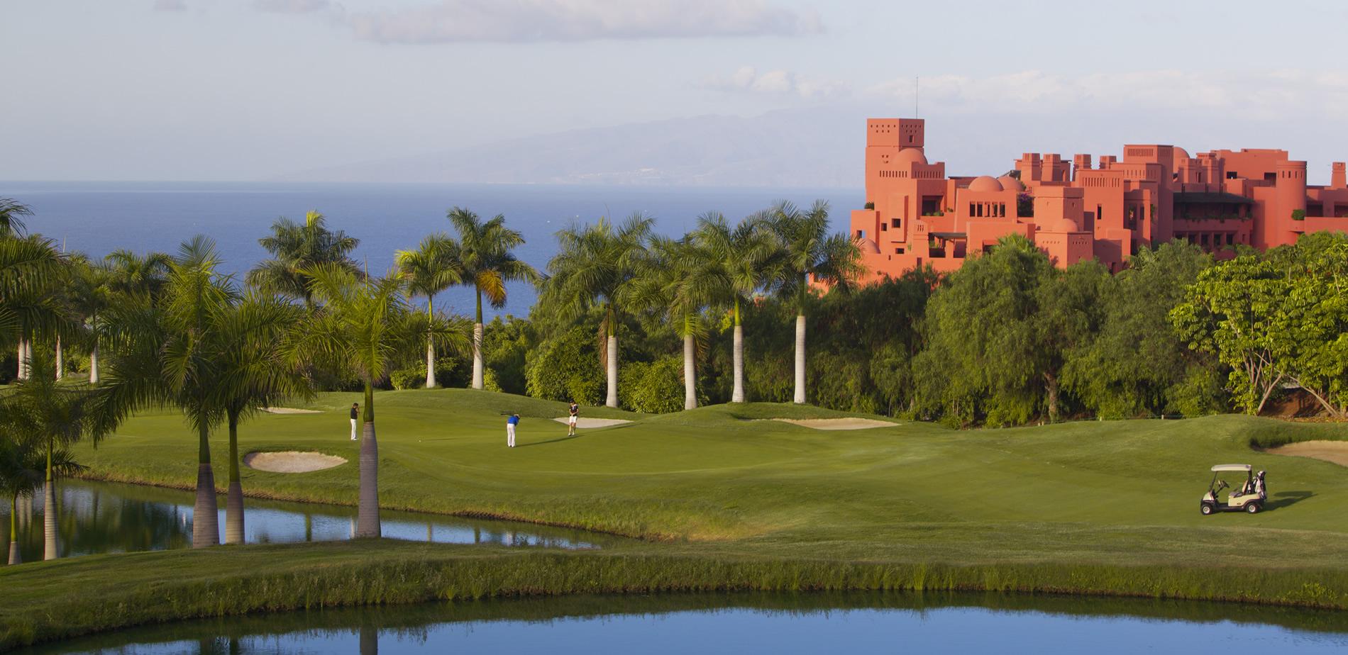 Abama Golf Enjoy The Best Golf Course In Tenerife Canary